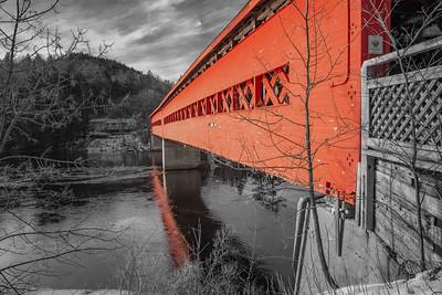Covered Bridge Gatineau