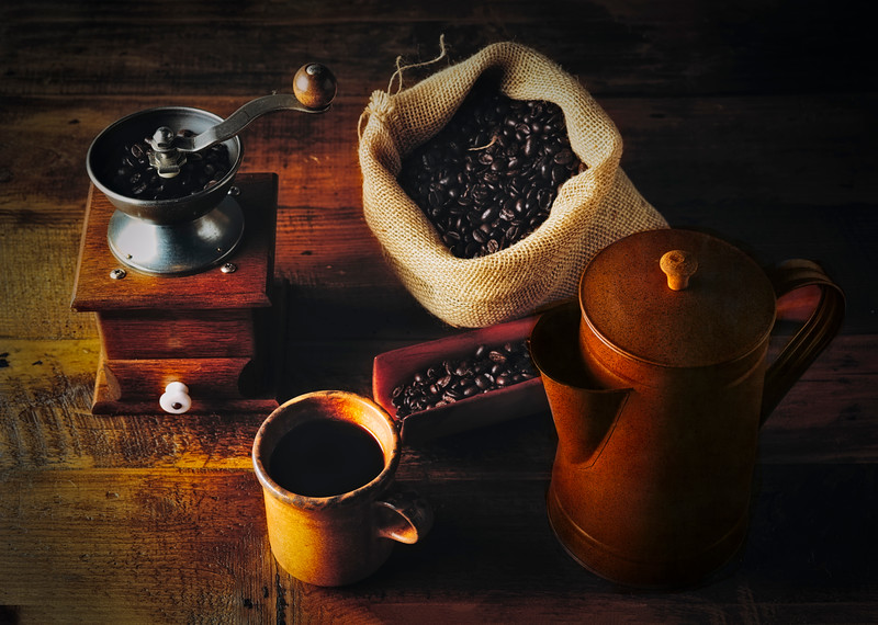 Traditional Coffee Brew