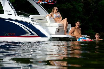 Cobalt Boats 2015 R7WSS