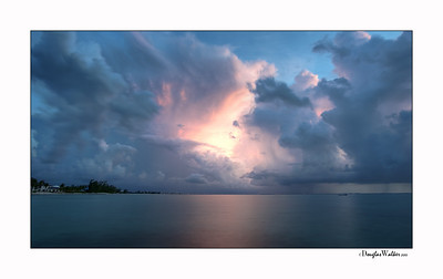Sunset - Grand Cayman