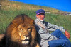 MR, Robert Winslow and African Lion