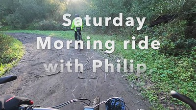 Mountain Bike Ride at Wildcat Canyon and Loop Road