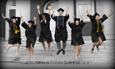 Graduation Day....