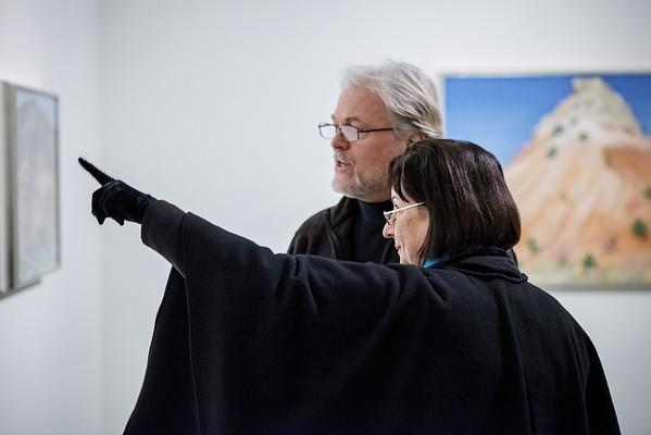 December 2012, Montclair Art Museum, Free First Thursday