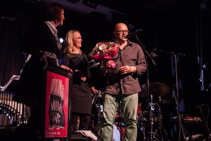 Vinnar Vossa Jazz-prisen 2014: Sigbjørn apeland