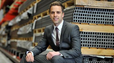 Sales Representative at James Latham Ltd, Leeds.