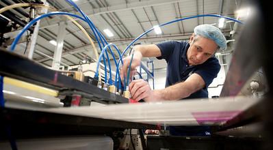 Aire Valley Enterprise Zone business: Roberts Smart, Leeds.