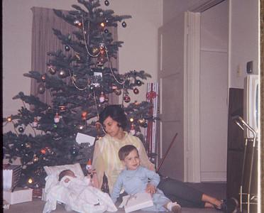 Christmas 1962-1965