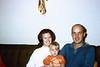 Mildred, Glenn and Darrell Cunningham.
