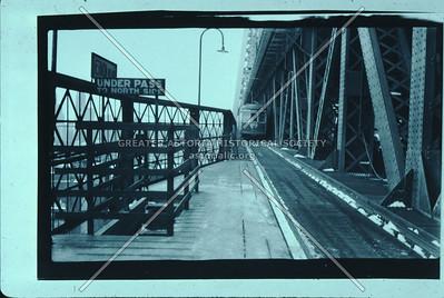Vernon Blvd trolley station, Queensboro Bridge