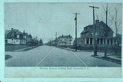 Whitney Avenue, Elmhurst