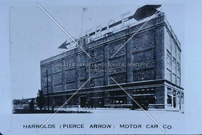 Pierce Arrow auto factory, Northern Blvd., LIC