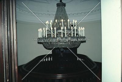 Steinway Mansion upstairs hall, Astoria