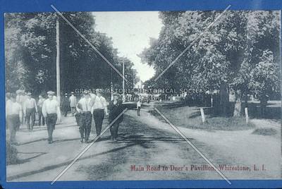 Road to Duer's Pavilion, Whitestone
