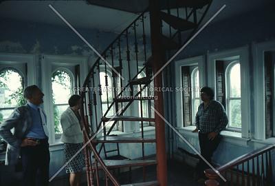 Inside Steinway Mansion, Astoria