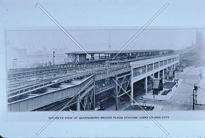 Queensboro Bridge Plaza train station