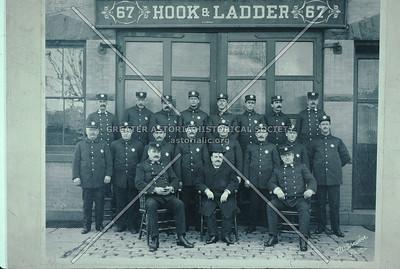 Crew, Hook and Ladder 67, Astoria