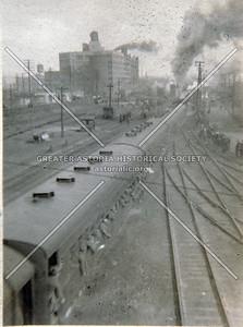 LIC Long Island Rail Road yards