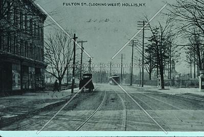 Fulton St (Jamaica Ave) at 193 St., Hollis