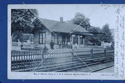 Morris Park LIRR station