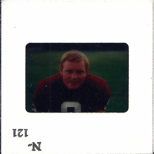 Sonny Jurgensen 1970 TV Slides