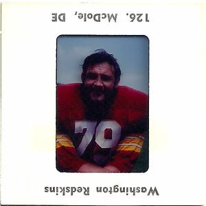 Ron McDole 1971 TV Slides