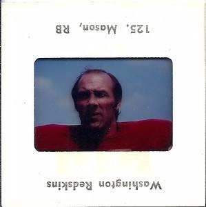 Tommy Mason 1971 TV Slides