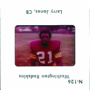Larry Jones 1975 TV Slides