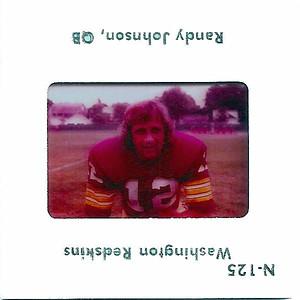 Randy Johnson 1975 TV Slides