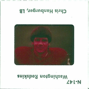 Chris Hanburger 1977 TV Slides