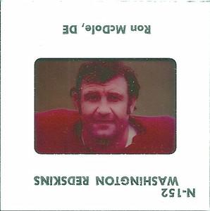 Ron McDole 1978 TV Slides