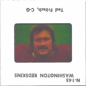 Ted Fritsch 1979 TV Slides