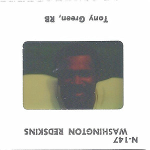 Tony Green 1979 TV Slides