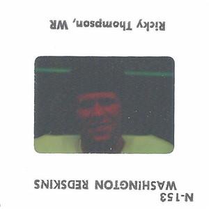Ricky Thompson 1979 TV Slides