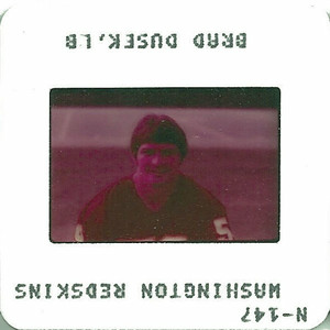 Brad Dusek 1980 TV Slides