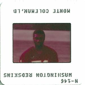 Monte Coleman 1980 TV Slides