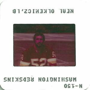 Neal Olkewicz 1980 TV Slides