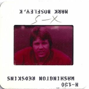 Mark Moseley 1981 TV Slides
