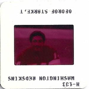 George Starke 1981 TV Slides