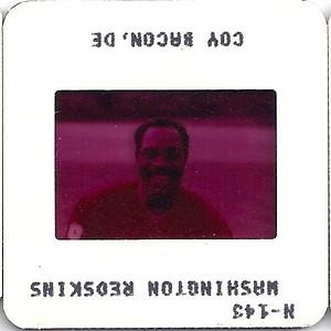Coy Bacon 1981 TV Slides