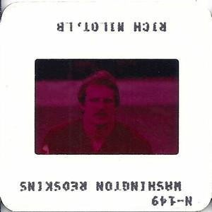 Rich Milot 1981 TV Slides