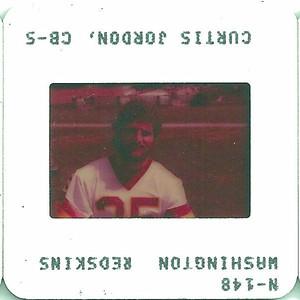 Curtis Jordan 1982 TV Slides