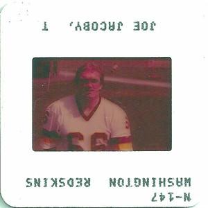 Joe Jacoby 1982 TV Slides