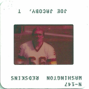 Joe Jacoby 1982 TV Slides