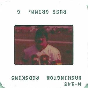 Russ Grimm 1982 TV Slides