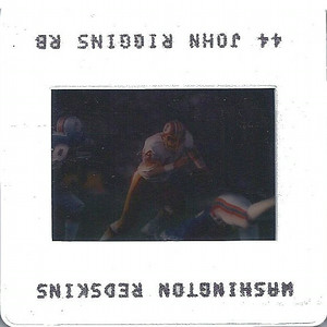 John Riggins 1983 TV Slides