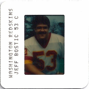 Jeff Bostic 1984 TV Slides