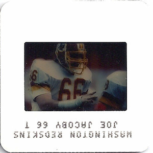 Joe Jacoby 1984 TV Slides