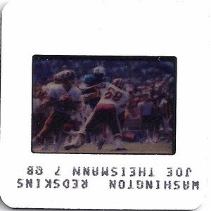 Joe Theismann 1985 TV Slides