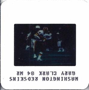 Gary Clark 1986 TV Slides